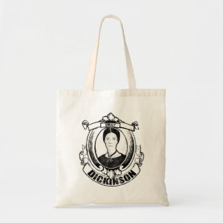 Emily Dickinson Tote Budget Tote Bag