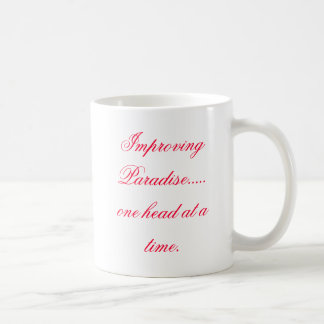 emily mauimillionhair solstice cup, Improving P... Coffee Mug