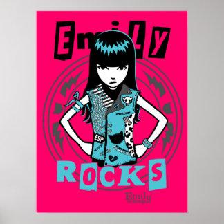 Emily the Strange: Street Punk Poster