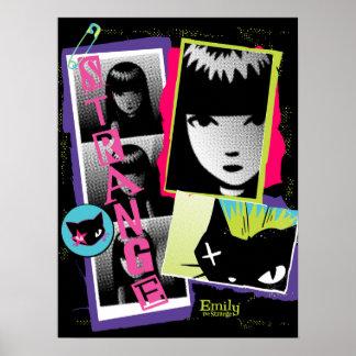 Emily the Strange: Street Punker Poster