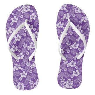 Eminence Violet Flip Flops
