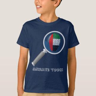 Emirate touch fingerprint flag T-Shirt