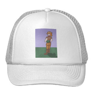 Emma, Anime Art Gallery Character Hat
