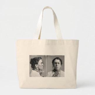 Emma Goldman - anarchist, 1911 Large Tote Bag