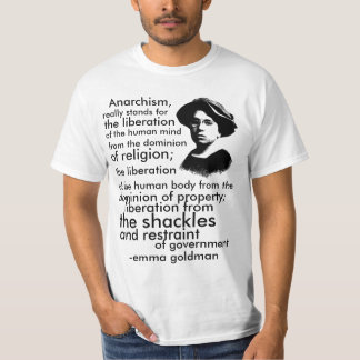 Emma Goldman quote T-Shirt