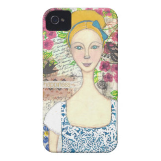 Emma Woodhouse iPhone 4 Cover
