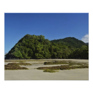 Emmagen Beach, Daintree National Park (UNESCO 2 Poster