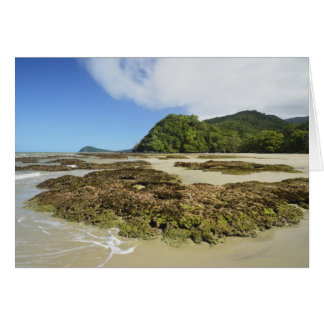 Emmagen Beach, Daintree National Park (UNESCO 3 Card