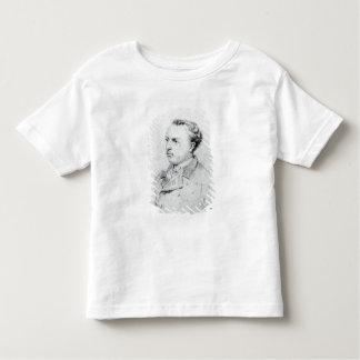 Emmanuel Chabrier aged 20, 1861 Toddler T-Shirt
