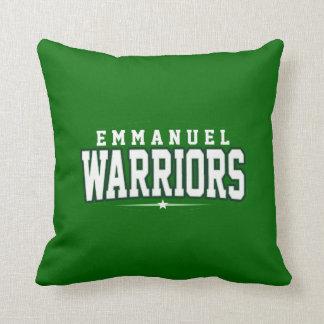 Emmanuel Christian High School; Warriors Cushion