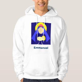 Emmanuel Hooded Pullover