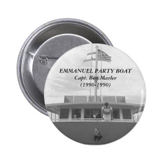 Emmanuel Party Boat Button, Destin, FL