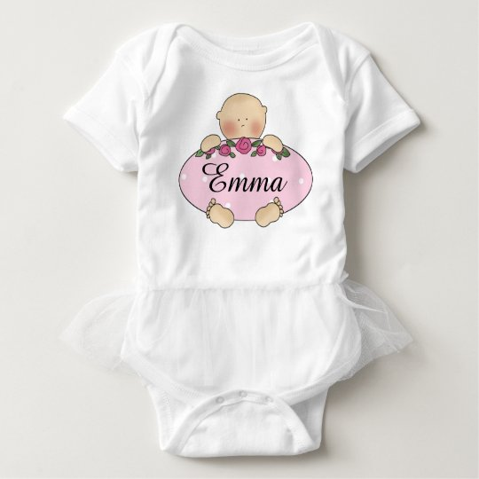 Emma's Personalised Baby Gifts Baby Bodysuit