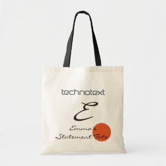 Emma's Technotext Bright Polka Dot Statement Tote