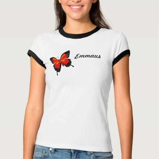 Emmaus Butterfly T-Shirt