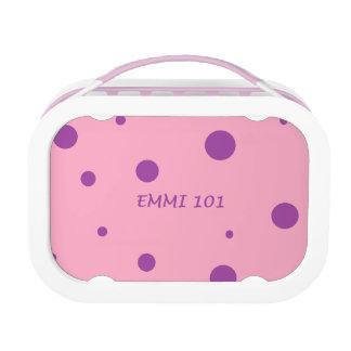 Emmi101 Pink Lunch Box