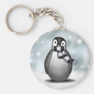Emmy the Emperor Penguin - Key Chain