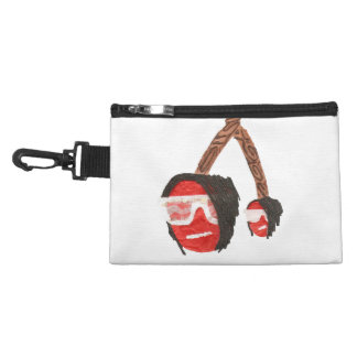 Emo Cherries Clip On Bag Accessory Bags