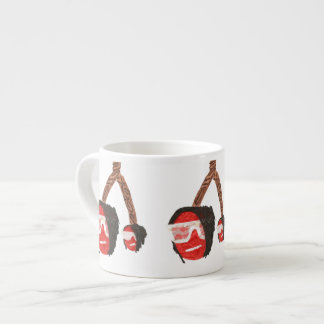 Emo Cherries Expresso Cup