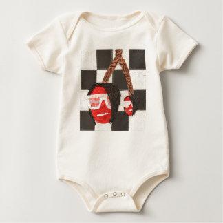 Emo Cherries Organic Babygro Baby Bodysuit