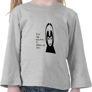 Emo Girl Tee Shirt