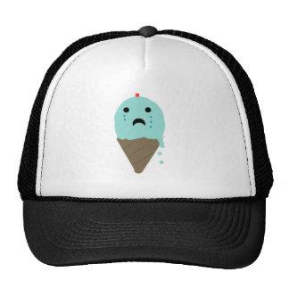 Emo Ice Cream Mesh Hat