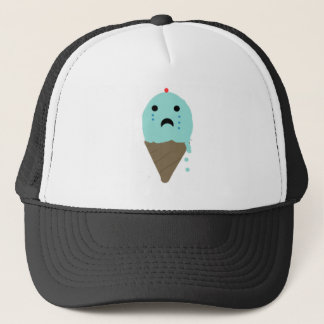 Emo Ice Cream Trucker Hat