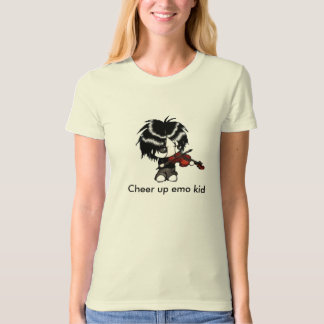 emo kid, Cheer up emo kid T-Shirt