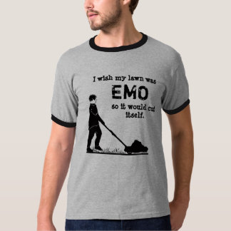 Emo Lawn T-Shirt