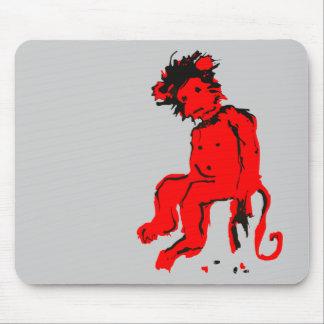 emo monkey ink mousepads