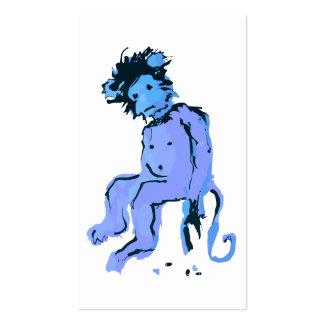 emo monkey ink pack of standard business cards