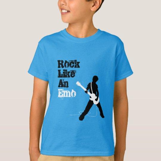 Emo Rock T-Shirt