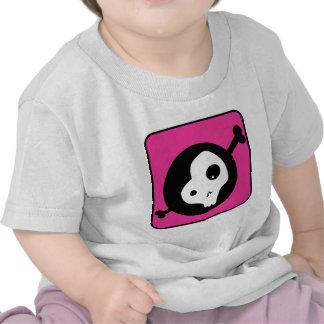 Emo Skull Tee Shirts