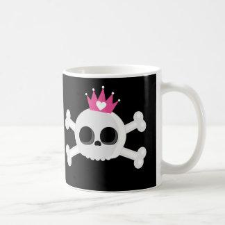 Emo Skulls Coffee Mug