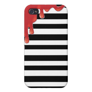 Emo Stripes Speck Case Covers For iPhone 4