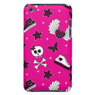 Emo Symbols iPod Touch Case
