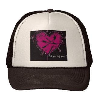 EMO (tional) Apparel Mesh Hats