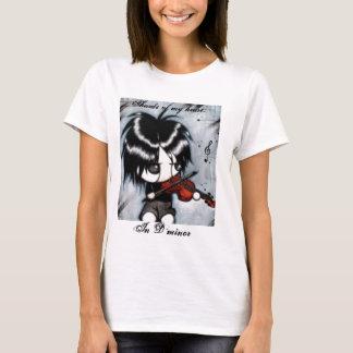 Emo violinist T-Shirt