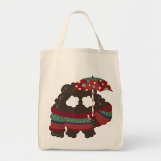 Emoc in Festive Season Tote Bag
