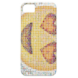 Emoji All the Way. iPhone 5 Cover
