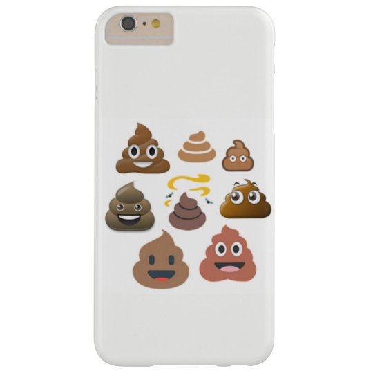 emoji barely there iPhone 6 plus case