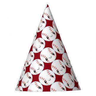Emoji Baseball Party Hat