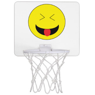 Emoji Basketball Goal Mini Basketball Hoop