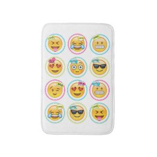 Emoji Bath Mat Bath Mats