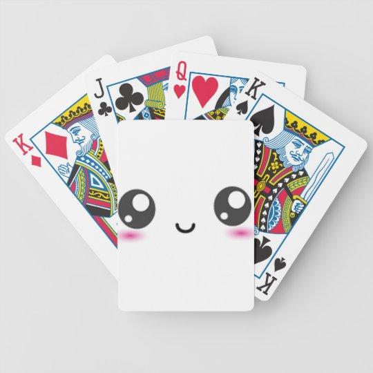 emoji bicycle playing cards