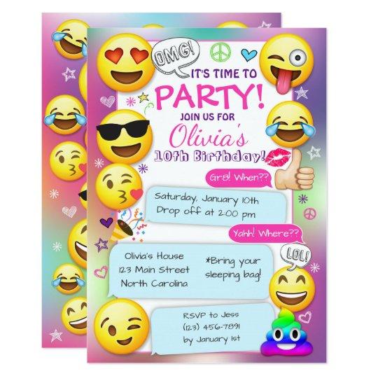 party invitacions