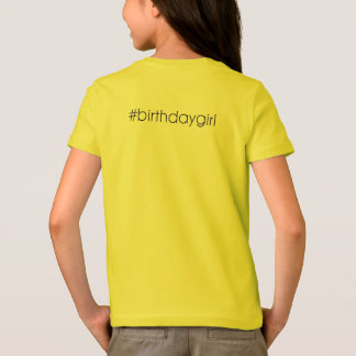 Emoji Birthday Shirt