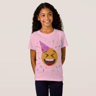 Emoji Birthday Shirt - Happy Face Emoji