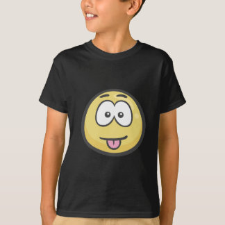Emoji: Face Savouring Delicious Food T Shirt
