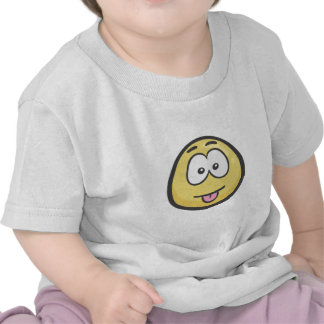 Emoji: Face Savouring Delicious Food T-shirts